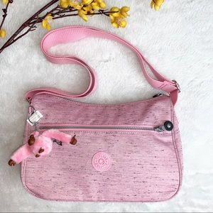 NWT KIPLING Crossbody Bag Sabian Pink Mauve